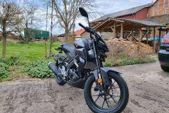 Yamaha MT-125 2021 Sport