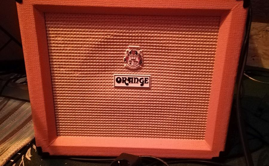 Orange Crush RT 35